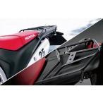 CRF250L リアラック スチール製ブラック H2C