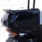 ジャイロキャノピー(GYRO CANOPY) リアボックス LEDハイマウント付き FRPブラック塗装 WORLD WALK(ワールドウォーク)