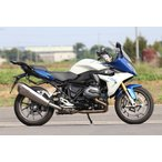 BMW 水冷R1200R/RS Wyvern(ワイバン) Real Spec Type R スリップオンマフラー チタン r's gear(アールズギア)