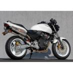 SPEC-A ステンレスマフラー4-1-2 チタンサイレンサー YAMAMOTO RACING(ヤマモトレーシング) ホーネット250(HORNET)