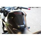 YZF-R25(15年) タンクパッド ドライカーボン 綾織り艶あり SSK(エスエスケー)