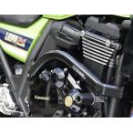 ZRX1200 DAEG(ダエグ) サブフレームキット ブラック OVER(オーバーレーシング)
