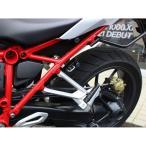 【セール特価】BMW R1200R(15年〜) ヘルメットロック ブラック KIJIMA(キジマ)