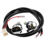 SR400/SR500(03〜08年) ミニウインカー&ディップスイッチカプラーオンキット GOODS(モーターガレージグッズ)