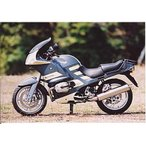 フルエキゾースト・チタンマフラー 色無 ササキスポーツクラブ(SSC) BMW R1100RT