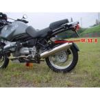 タンデム・パニアブラケット(カラーシルバー) ササキスポーツクラブ(SSC) BMW R1150R