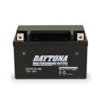 【セール特価】ヴェクスター150(VECSTAR) ハイパフォーマンス メンテナンスフリー バッテリー DYTX7A-BS(YTX7A-BS互換) DAYTONA(デイトナ)