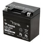 スーパーカブ110(JA07) TTZ7SL(YTZ7S互換)メンテナンスフリーバッテリー 液入り充電済 台湾ユアサ