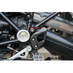 SSK ヒールプレート 左右セット ドライカーボン 平織り艶あり BMW  R1200GS LC 2013-  R1200GS ADVENTURE LC 2014-  CBM0901PG