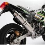 【セール特価】KSR110(BC-KL110A) R-EVO(レーシングエヴォ)マフラー ステンレスサイレンサー BEAMS(ビームス)