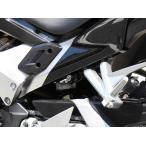 【セール特価】VFR800F/X(14〜15年) ヘルメットロック ブラック KIJIMA(キジマ)