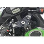 Ninja400(ニンジャ)14年〜 スポーツライディング ハンドルキット ブラック OVER(オーバーレーシング)