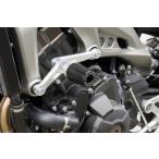 MT-09 エンジンスライダー シルバー OVER(オーバーレーシング)