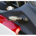 Yahoo!バイク用品・パーツのゼロカスタム【セール特価】GROM(グロム) ウインカーマウントベースセット KIJIMA(キジマ)