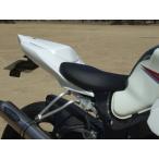 GSX1300R(隼)08年〜 ストリートシートカウルAssy 白FRP CLEVER WOLF RACING(クレバーウルフレーシング)