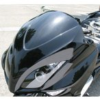 マジェスティ(MAJESTY)4D9 フロントフェイス タイプ1(未塗装黒ゲル) VIVID POWER(ビビッドパワー)