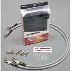 ボルトオンブレーキホースキット フロント用 Wダイレクト メッキ ACパフォーマンスライン R1-Z