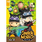 スナックワールド DVD-BOX Vol.2 新品