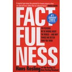 Factfulness: Ten Reasons We're Wrong About The World - And Why Things Are Better Than You Think 新品 洋書