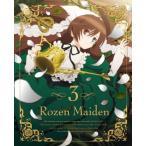ローゼンメイデン 3 (2013年7月番組)(初回特典:エンドカードピンナップ TALE2~5) (DVD) 新品