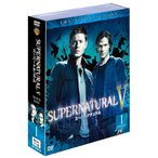 SUPERNATURAL/スーパーナチュラル 5thシーズン 前半セット(1~12話・6枚組) (DVD) 綺麗 中古
