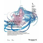 GRANBLUE FANTASY The Animation 1(完全生産限定版) (Blu-ray) 綺麗 中古