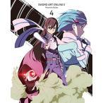 ソードアート・オンラインII 4(完全生産限定版) (DVD) 綺麗 中古