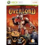 オーバーロード (「暗黒地帯の歩き方マップ」同梱) - Xbox360 綺麗め 中古