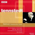 ベートーヴェン:交響曲第9番「合唱付き」(ヘガンデル/ホジソン/ティアー/ハウエル/ロンドン・フィル/テンシュテット)(1985) 中古