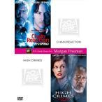Yahoo!NEW SEEK(お得な2作品パック)「チェーン・リアクション」+「ハイ・クライムズ(特別編)」(初回生産限定) (DVD) 綺麗 中古