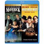Yahoo!NEW SEEKマーヴェリック/ワイルド・ワイルド・ウエスト Blu-ray (初回限定生産/お得な2作品パック)