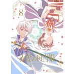 赤髪の白雪姫 Vol.8 (初回生産限定版)(Blu-ray) 中古