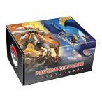 ポケモンカードゲーム エネルギーカード付きカードボックス ソルガレオ・ルナアーラ