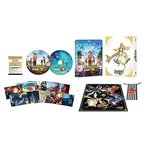 モンスターストライク THE MOVIE はじまりの場所へ ブルーレイ&DVD プレミアムBOX(初回仕様/2枚組) (Blu-ray) 新品