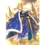 Fate/stay night Original Soundtrack&Drama CD Garden of Avalon - glorious, after image 中古