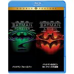 Yahoo!BLANCOLバットマン フォーエバー/バットマン&ロビン Mr.フリーズの逆襲 Blu-ray (初回限定生産/お得な2作品パック) 中古