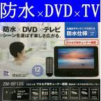DVDプレイヤー ポータブル ポータブルDVDプレーヤー 防水テレビ お風呂 安い 激安 フルセグ DVDポータブルプレーヤー 本体画面9インチ以上 本体
