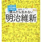 日本一の社会科講師が教える 読んだら忘れない明治維新 中古書籍