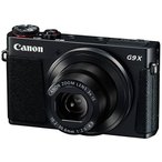 Canon デジタルカメラ PowerShot G9 X(ブラック) 光学3.0倍ズーム 1.0型センサー PSG9X(BK) 中古品 アウトレット