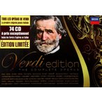 Verdi the Complete Operas (Limited Edition) ��ž���