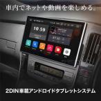 カーナビ 10.1インチ 2DIN 高画質 Android OS 8.0 WiFi スマホ ミラーリング あすつく対応 【送料無料】_43212