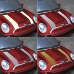 MINI(ミニ) R50/R52 ボンネットストライプ クーパーライン 全4色 「CLOS」クロス