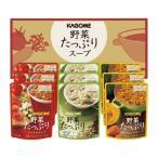 カゴメ 野菜たっぷりスープ SO-30 ギフト プレゼント お中元 御中元 お歳暮 御歳暮