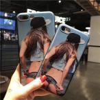 iPhone8 ケースiPhone8plus ケース iPhone7 ケース iPhone7plus ケース iPhone6sケース大人女子 [セクシー] おしゃれ カバー  ネタ 面白 パロディ