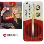 中古 / 送料込み / テイラー スウィフト着用 / Iphone7 ケース / RED BUBBLE / Taylor Swift / iphone 7 カバー