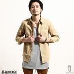 カジュアルシャツ メンズ カジュアルシャツ 長袖シャツ パナマ織り  ファッション (16810)