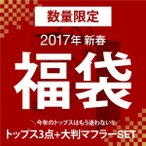 福袋 メンズ カットソー シャツ パーカー マフラー ファッション (2017fkb-001)
