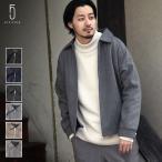 スイングトップ メンズ ジャケット コーチジャケット ブルゾン ラグランスリーブ ウール アウター ドリズラージャケット ファッション ZIP FIVE (br3001)