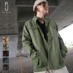 ミリタリージャケット メンズ M-65 M65 サファリジャケット フィールドジャケット ジャケット アウター 長袖 フード 秋冬 春 新作 ZIP FIVE (br8057)