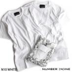 Tシャツ メンズ 春 春服 春物 春夏 カットソー 半袖 クルーネック セット パック NUMBER (N)INE ナンバーナイン ファッション (ndt-636)
